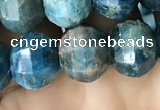 CME217 15.5 inches 7*9mm - 8*10mm pumpkin apatite beads