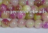 CMJ1070 15.5 inches 6mm round jade beads wholesale