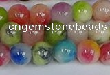 CMJ1085 15.5 inches 6mm round jade beads wholesale