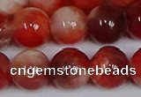 CMJ1158 15.5 inches 12mm round jade beads wholesale