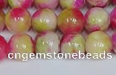 CMJ1161 15.5 inches 8mm round jade beads wholesale