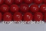 CMJ18 15.5 inches 10mm round Mashan jade beads wholesale