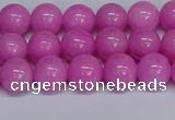 CMJ207 15.5 inches 10mm round Mashan jade beads wholesale