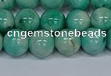 CMJ656 15.5 inches 12mm round rainbow jade beads wholesale