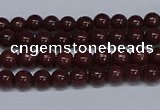 CMJ92 15.5 inches 4mm round Mashan jade beads wholesale