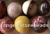 CMK333 15.5 inches 10mm round mookaite beads wholesale