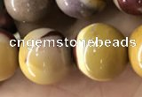 CMK334 15.5 inches 12mm round mookaite beads wholesale