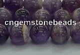 CNA1003 15.5 inches 10mm round dogtooth amethyst beads wholesale
