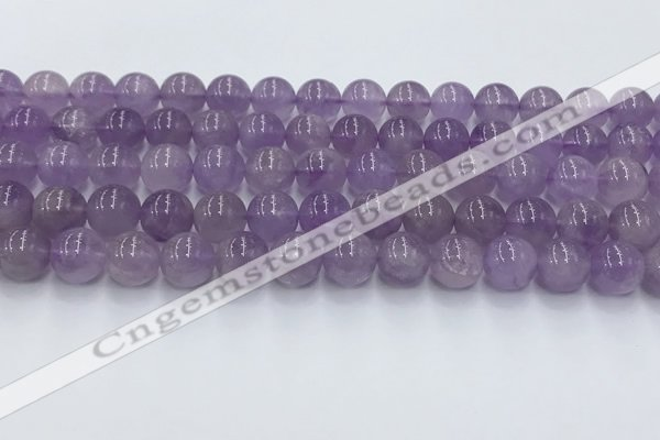CNA1132 15.5 inches 10mm round lavender amethyst beads wholesale