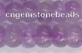 CNA968 15.5 inches 5*7mm faceted rondelle lavender amethyst beads