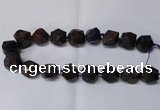 CNG2186 15.5 inches 13*18mm - 15*20mm faceted nuggets agate beads