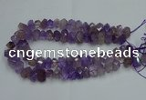 CNG2821 10*14mm - 13*18mm faceted nuggets ametrine beads