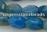 CNG5039 15.5 inches 13*18mm - 15*20mm nuggets agate beads