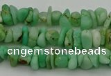 CNG5040 15.5 inches 2*6mm - 5*8mm nuggets Australia chrysoprase beads