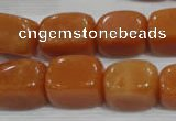 CNG768 15.5 inches 13*18mm nuggets red aventurine beads wholesale