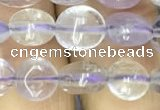 CNG8001 15.5 inches 6*8mm nuggets light amethyst beads wholesale