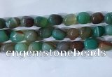 CNG8235 15.5 inches 12*16mm nuggets striped agate beads wholesale