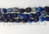 CNG8252 15.5 inches 13*18mm nuggets agate beads wholesale