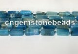 CNG8397 15.5 inches 8*18mm – 10*25mm freeform agate beads