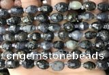 CNG8520 15.5 inches 6*8mm - 8*10mm faceted nuggets iolite beads