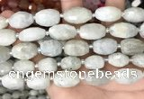 CNG8532 15.5 inches 10*14mm - 12*18mm faceted nuggets aquamarine beads