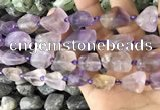 CNG8662 15.5 inches 12*16mm - 18*25mm nuggets ametrine beads