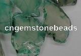 CNG8956 15.5 inches 15*20mm – 25*48mm freeform dyed agate beads