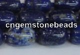 CNL1600 15.5 inches 15*20mm drum lapis lazuli gemstone beads