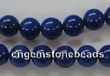 CNL217 15.5 inches 10mm round AAA grade natural lapis lazuli beads