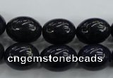 CNL896 15.5 inches 12*16mm rice natural lapis lazuli gemstone beads
