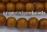 CNW03 15.5 inches 8mm round nangka wood beads wholesale