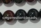 COJ306 15.5 inches 16mm round Indian bloodstone beads wholesale