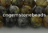 COP1383 15.5 inches 10mm round moss opal gemstone beads whholesale