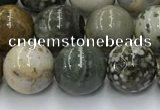 COS308 15.5 inches 10mm round ocean jasper beads wholesale