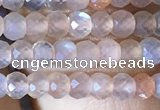 CRB2620 15.5 inches 2*3mm faceted rondelle moonstone beads