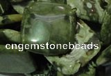 CRH22 15.5 inches 20*20mm rhombic rhyolite beads wholesale