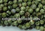 CRH98 15.5 inches 6mm round rhyolite beads wholesale