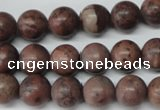 CRO182 15.5 inches 10mm round jasper gemstone beads wholesale