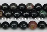 CRO196 15.5 inches 10mm round bloodstone beads wholesale