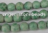 CRO212 15.5 inches 10mm round Qinghai jade beads wholesale