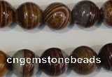 CSL84 15.5 inches 14mm round silver leaf jasper beads wholesale