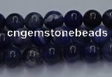 CSO611 15.5 inches 6mm round sodalite gemstone beads wholesale