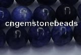 CSO614 15.5 inches 12mm round sodalite gemstone beads wholesale