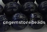 CSO637 15.5 inches 16mm round sodalite gemstone beads wholesale