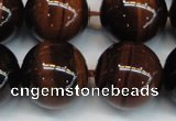 CTE1304 15.5 inches 14mm round AAA grade red tiger eye beads