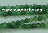 CTG09 15.5 inches 2mm round  tiny moss agate beads wholesale