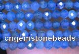 CTG1073 15.5 inches 2mm faceted round tiny apatite beads
