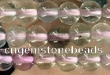 CTG1588 15.5 inches 4mm round fluorite gemstone beads wholesale