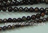 CTG41 15.5 inches 2mm round tiny tiger jasper beads wholesale
