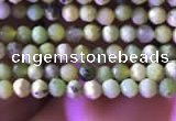 CTG824 15.5 inches 2mm faceted round tiny chrysotine beads